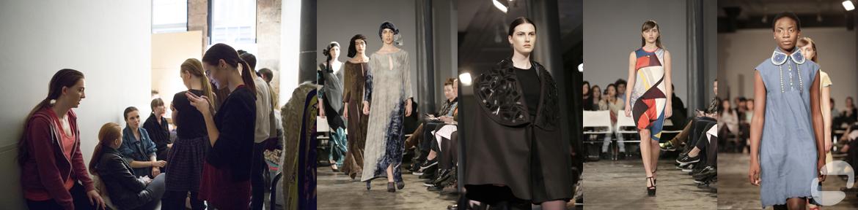 Glasgow School of Art, MDes fashion show 2013