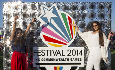 Festival 2014, Commonwealth Games Glasgow