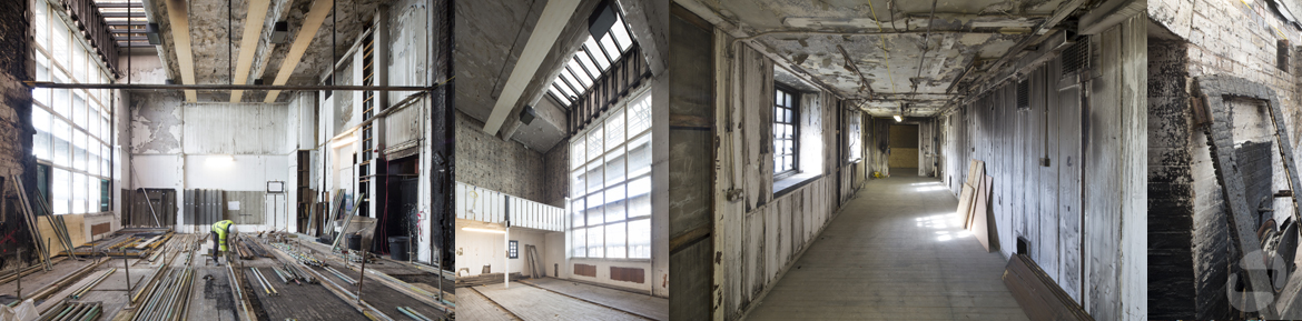 Glasgow School of Art, Mackintosh Building restoration