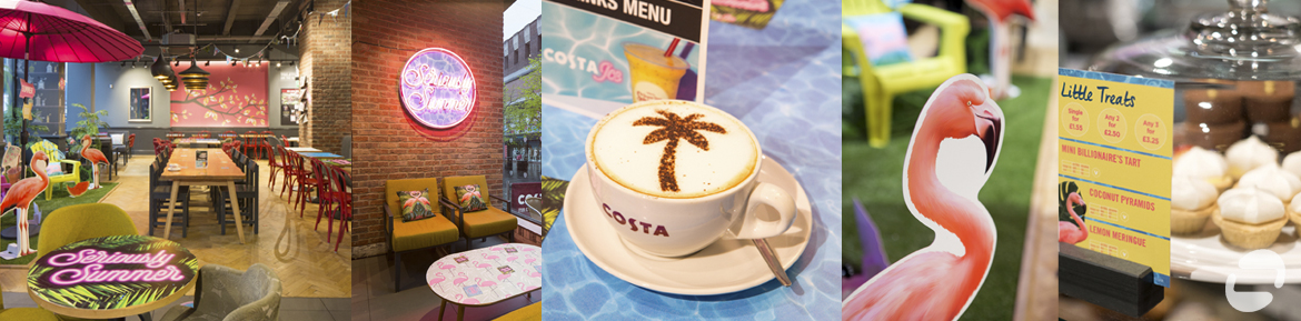 Costa Coffee, Seriously Summer