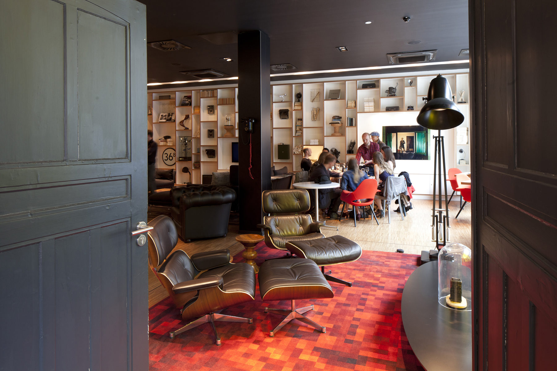 CitizenM Hotel, Glasgow | by McAteer Photograph