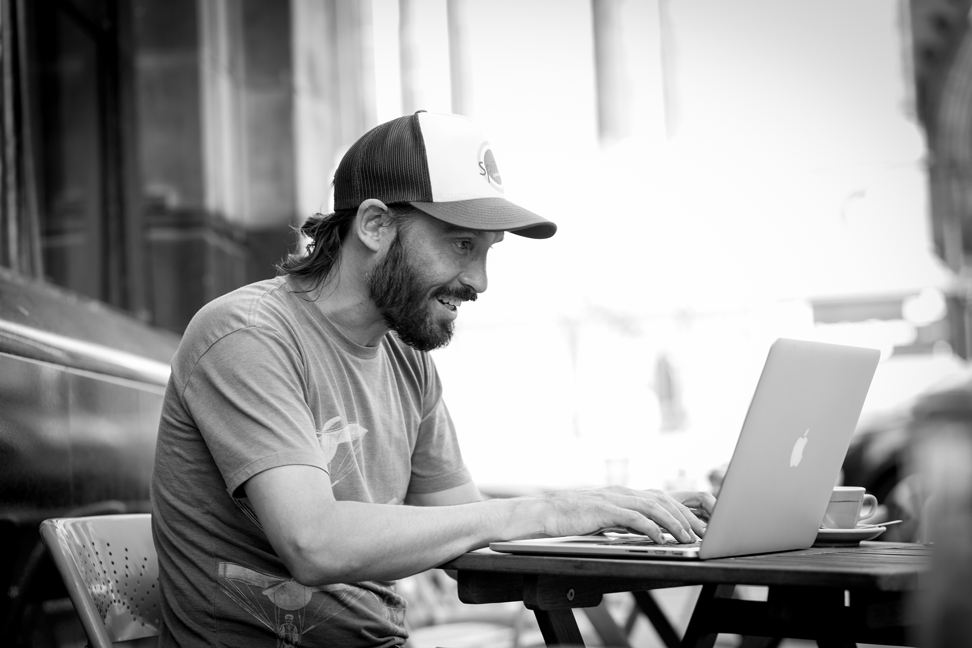 Man on Laptop | by McAteer Photograph