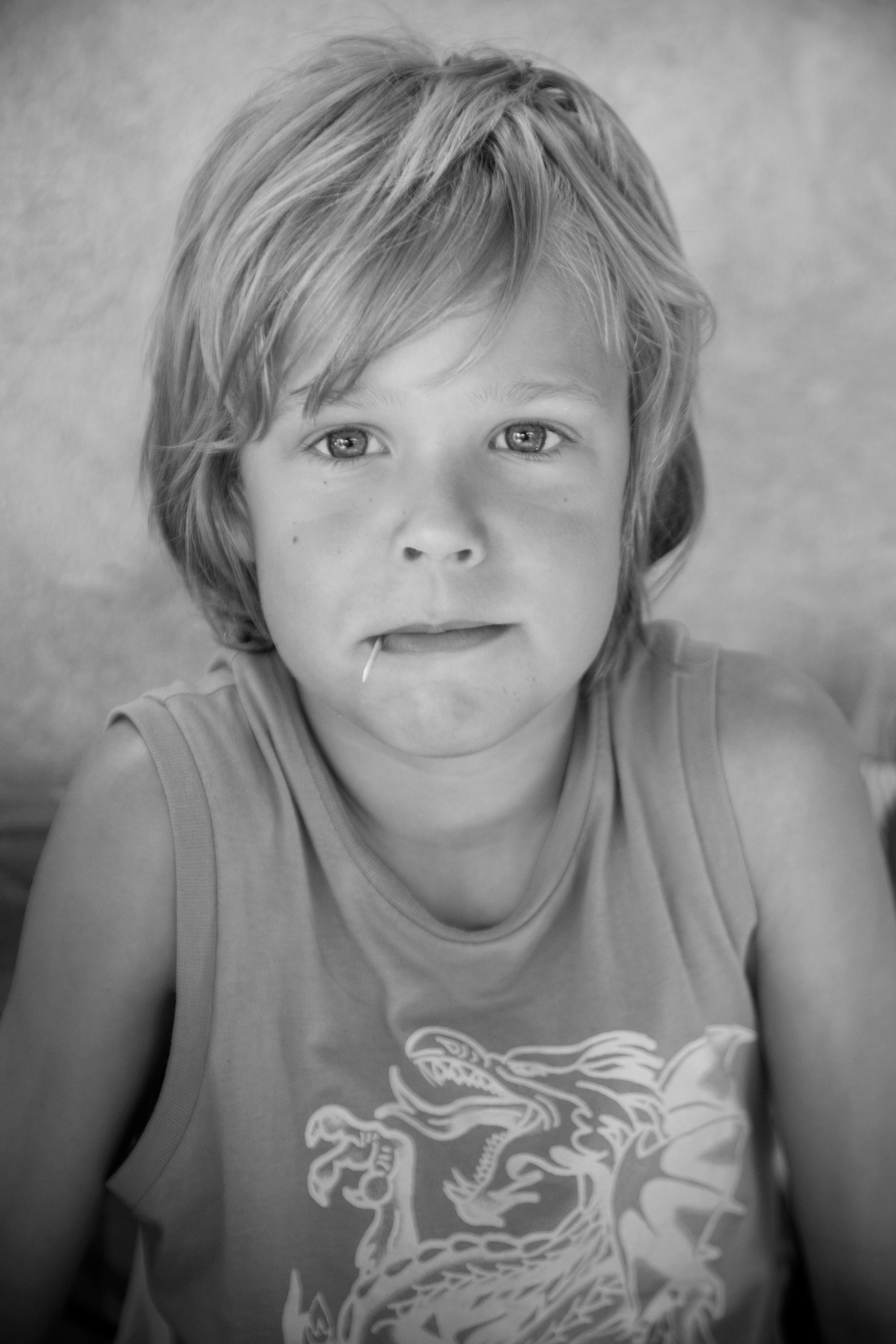 Portrait of child | by McAteer Photograph