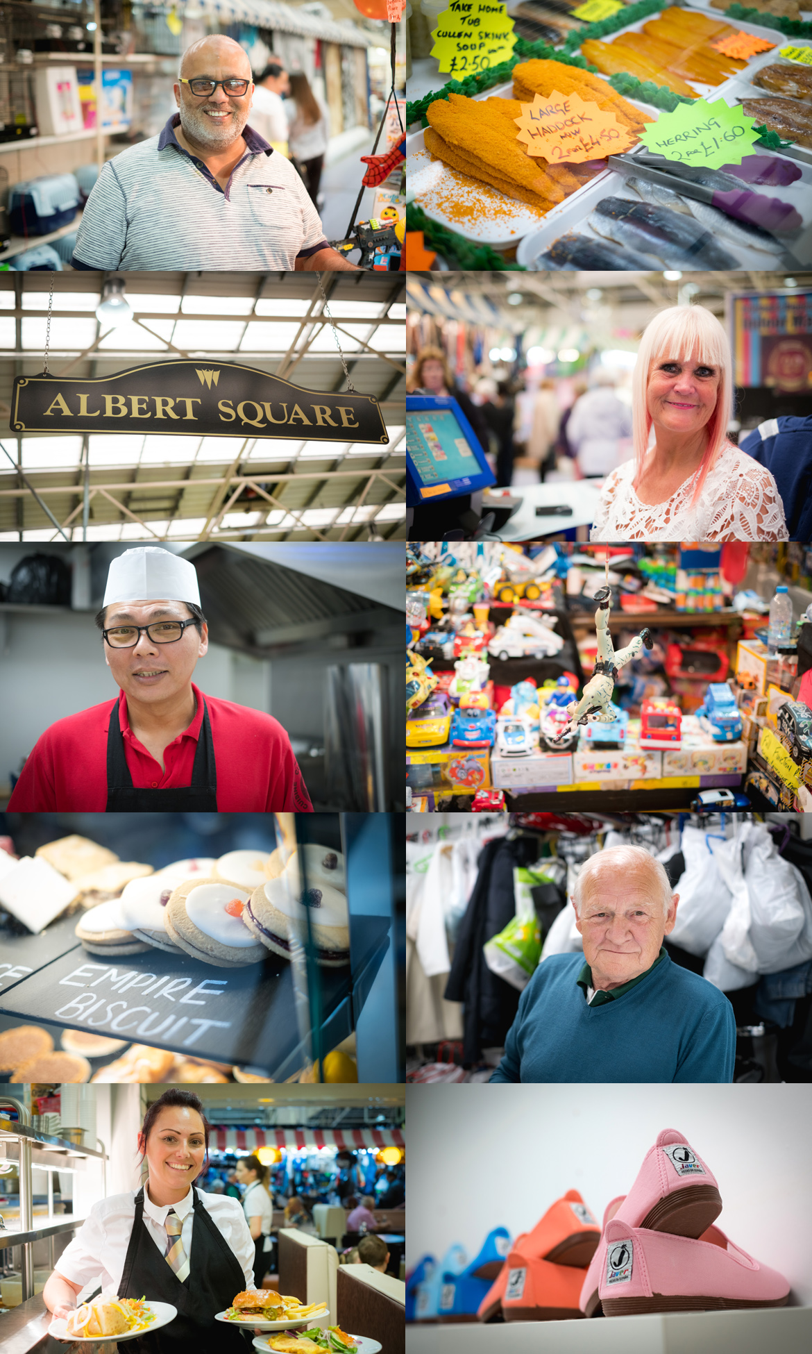 Real Glasgow Professional Photos In Of The - East Enders Market Life