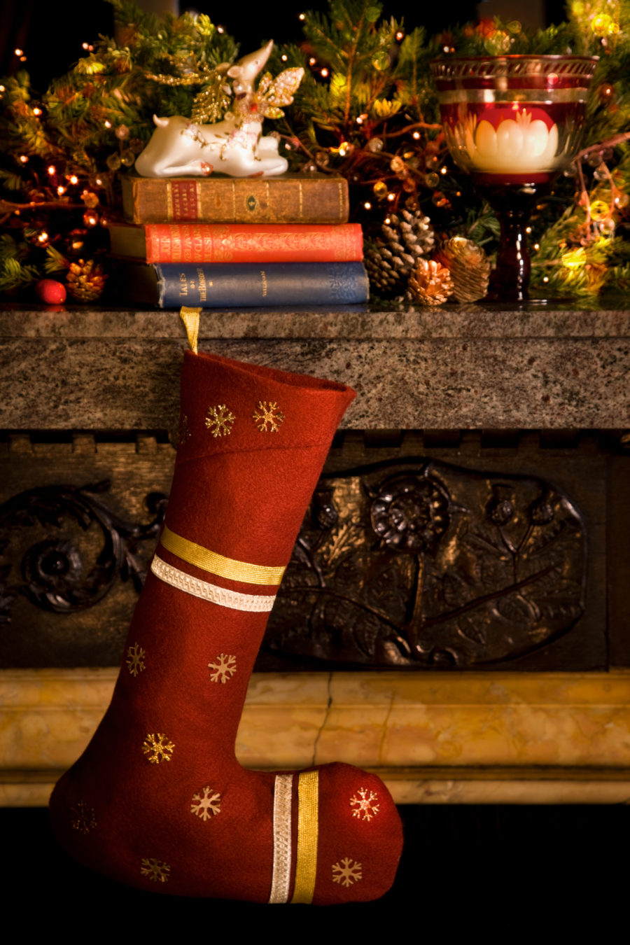 Christmas fireplace, De Vere time of the year | by McAteer Photograph