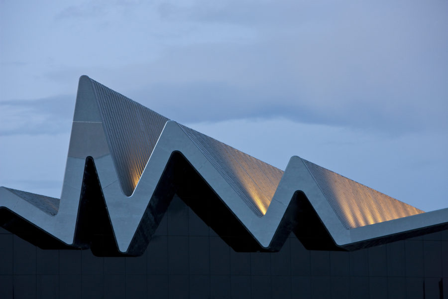Roof, Riverside Museum | by McAteer Photograph