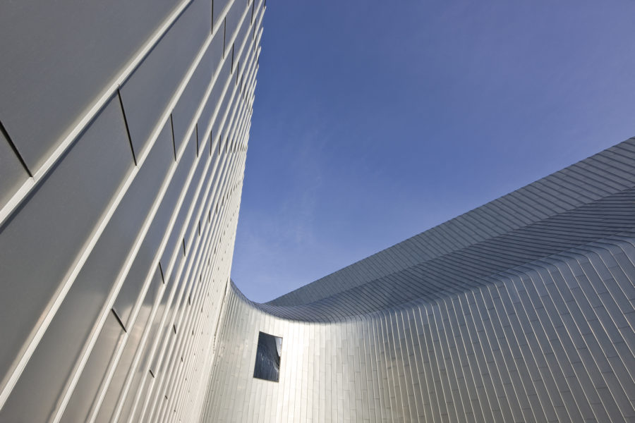 Exterior detail, Riverside Museum | by McAteer Photograph