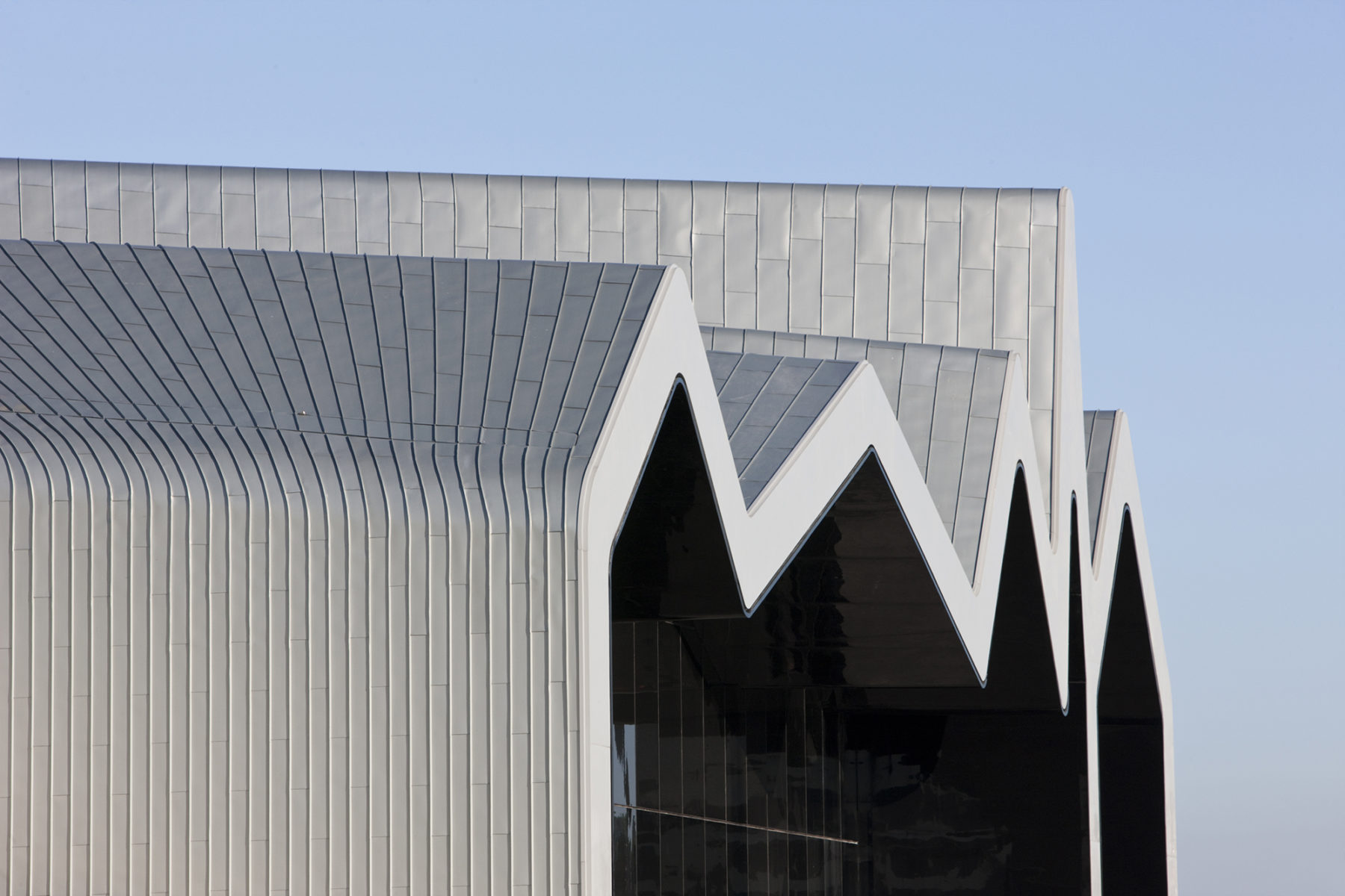 Exterior details | The Riverside Museum | by McAteer Photograph