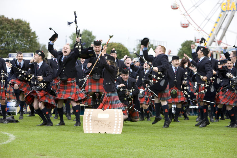 World Pipe Band Championships, Glasgow Green | by McAteer Photograph