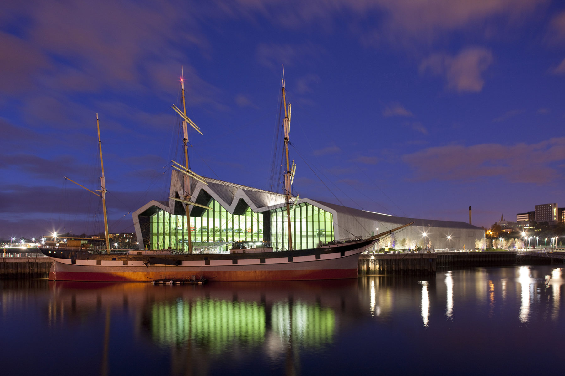 The Tall Ship at the Riverside Museum | by McAteer Photograph