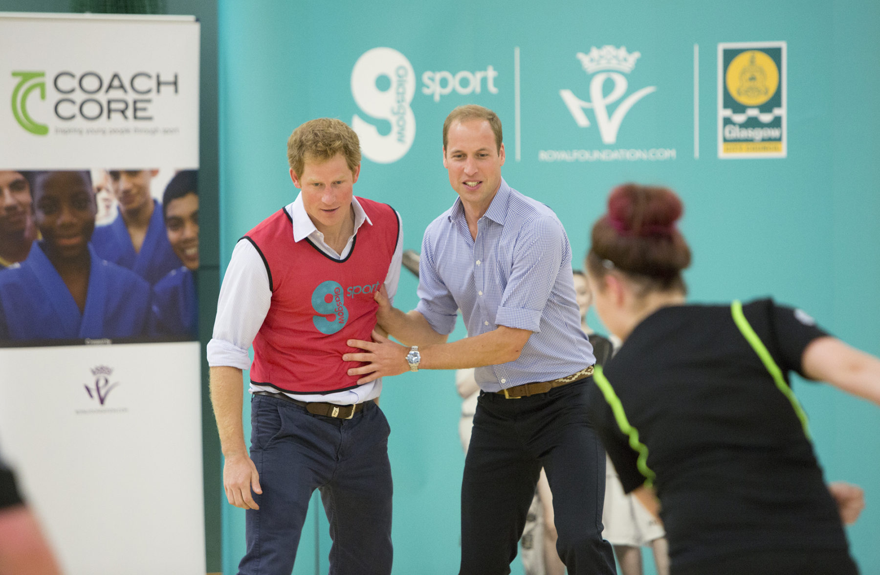 Prince Harry and Prince William | by McAteer Photograph