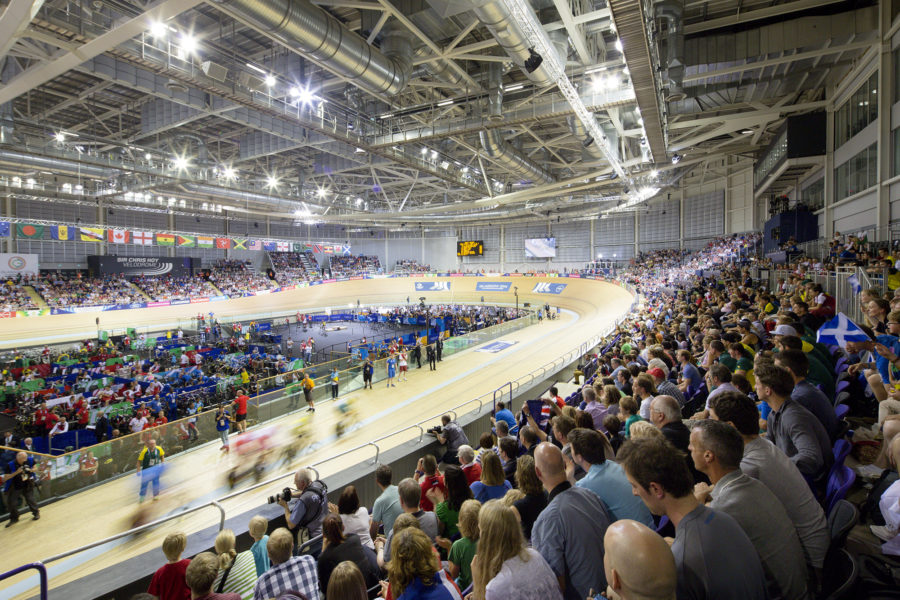 Sir Chris Hoy Velodrome, Emirates Arena | by McAteer Photograph