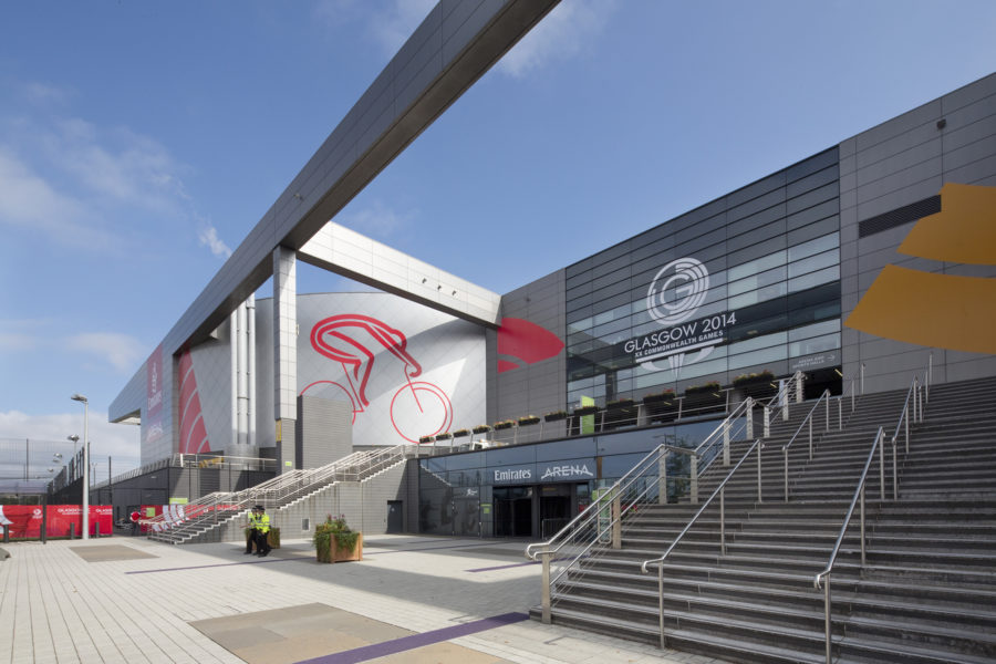 South elevation, The Emirates Arena | by McAteer Photograph