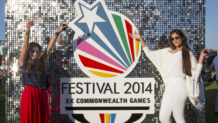The Commonwealth Games festival, Glasgow 2014 | by McAteer Photograph