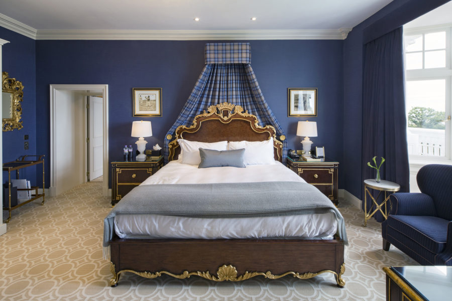 Bedroom, Trump Turnberry | by McAteer Photograph