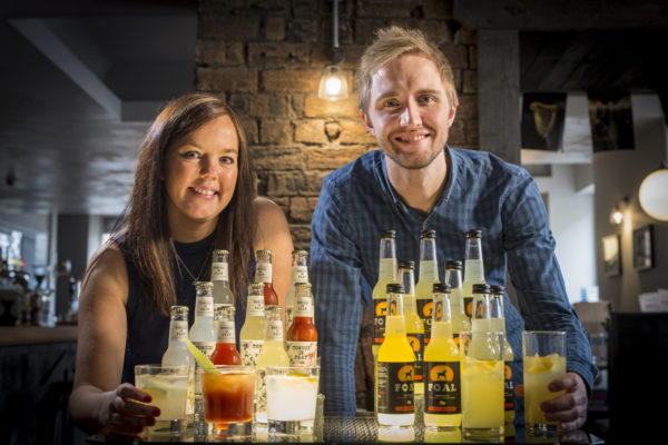 The Start Up Drinks Lab | McAteer Photo