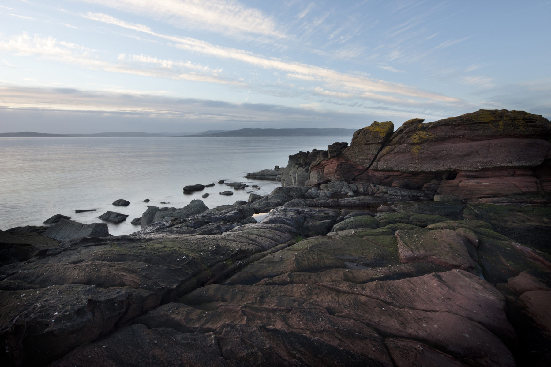 Firth of Clyde sea scape, by McAteer Photograph