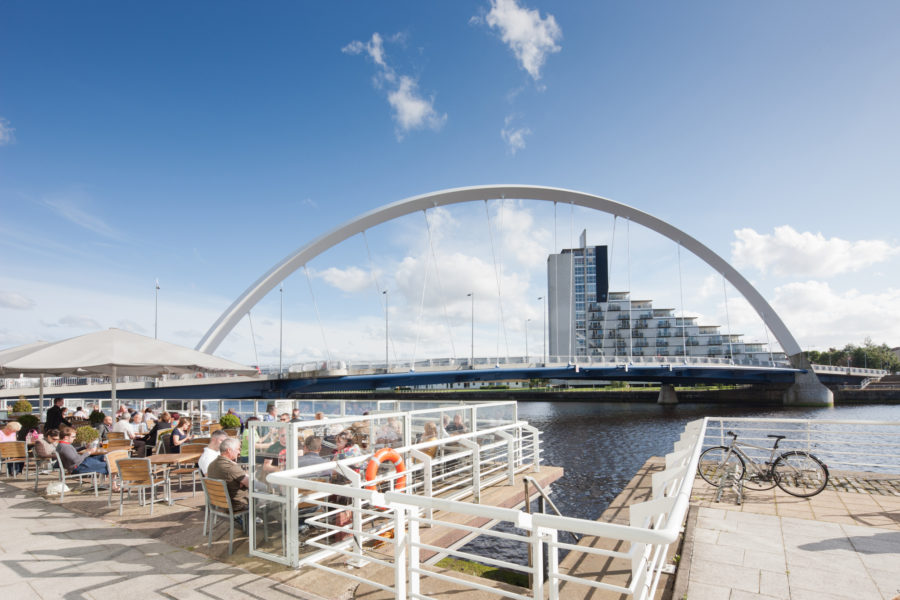 Clyde Arc / Squinty Bridge, Glasgow | by McAteer Photograph