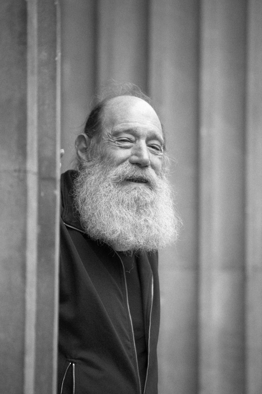 Portrait of Lawrence Weiner | by McAteer Photograph