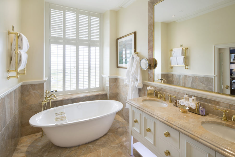 Bathroom, Trump Turnberry | by McAteer Photograph