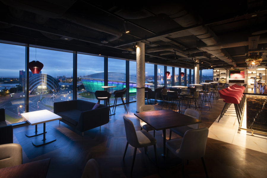 Sky Bar, Radisson Red | by McAteer Photograph