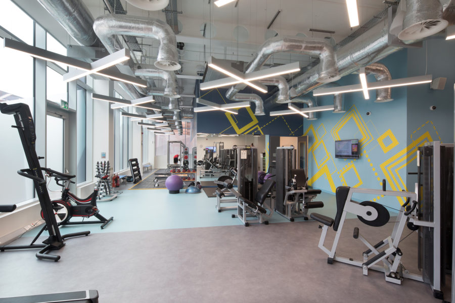 Ground floor gym | by McAteer Photograph