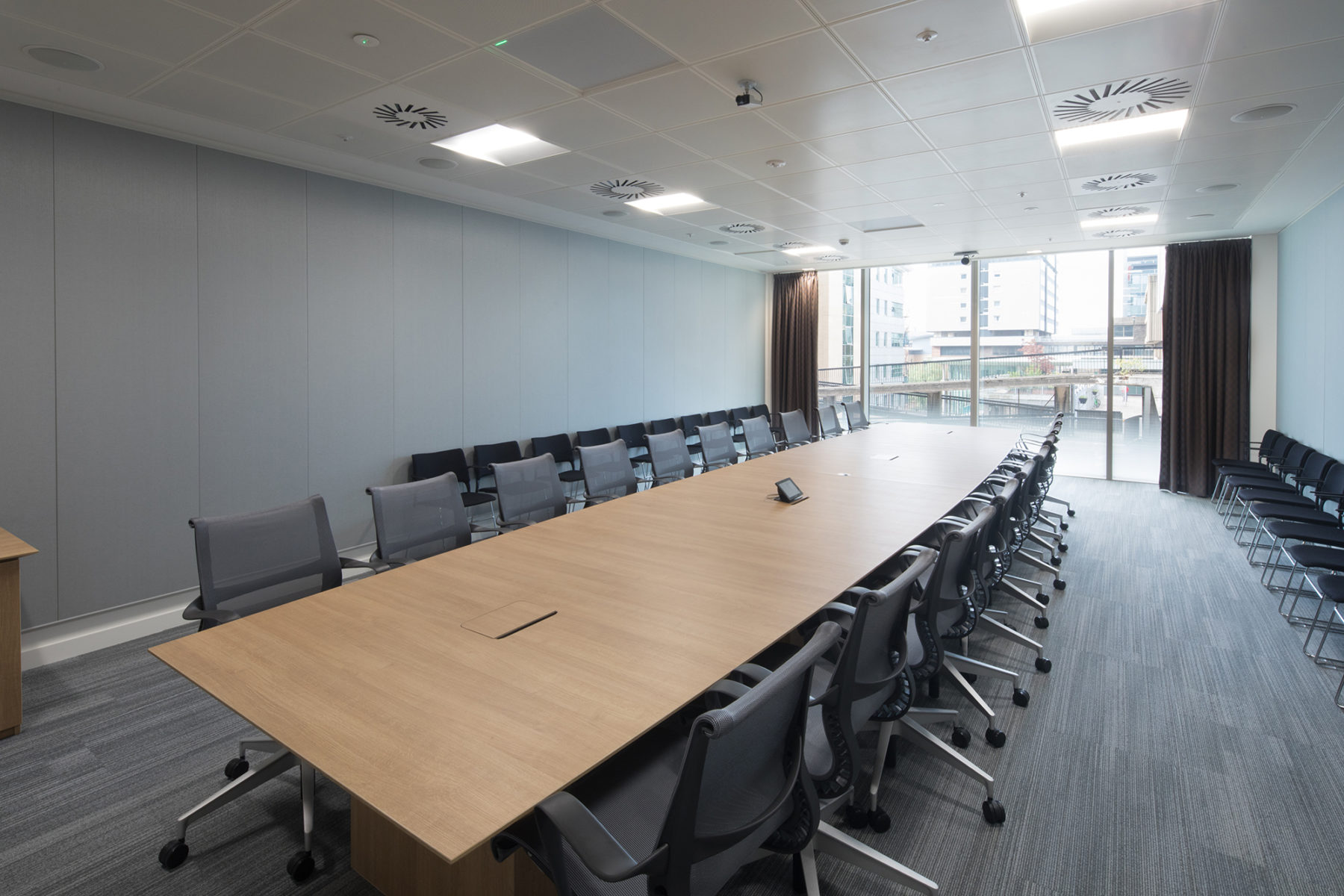 State of the art conference rooms | by McAteer Photograph