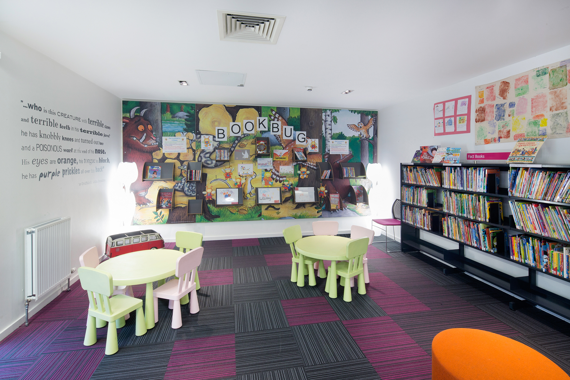 Bridgeton Library, kids space | by McAteer Photograph