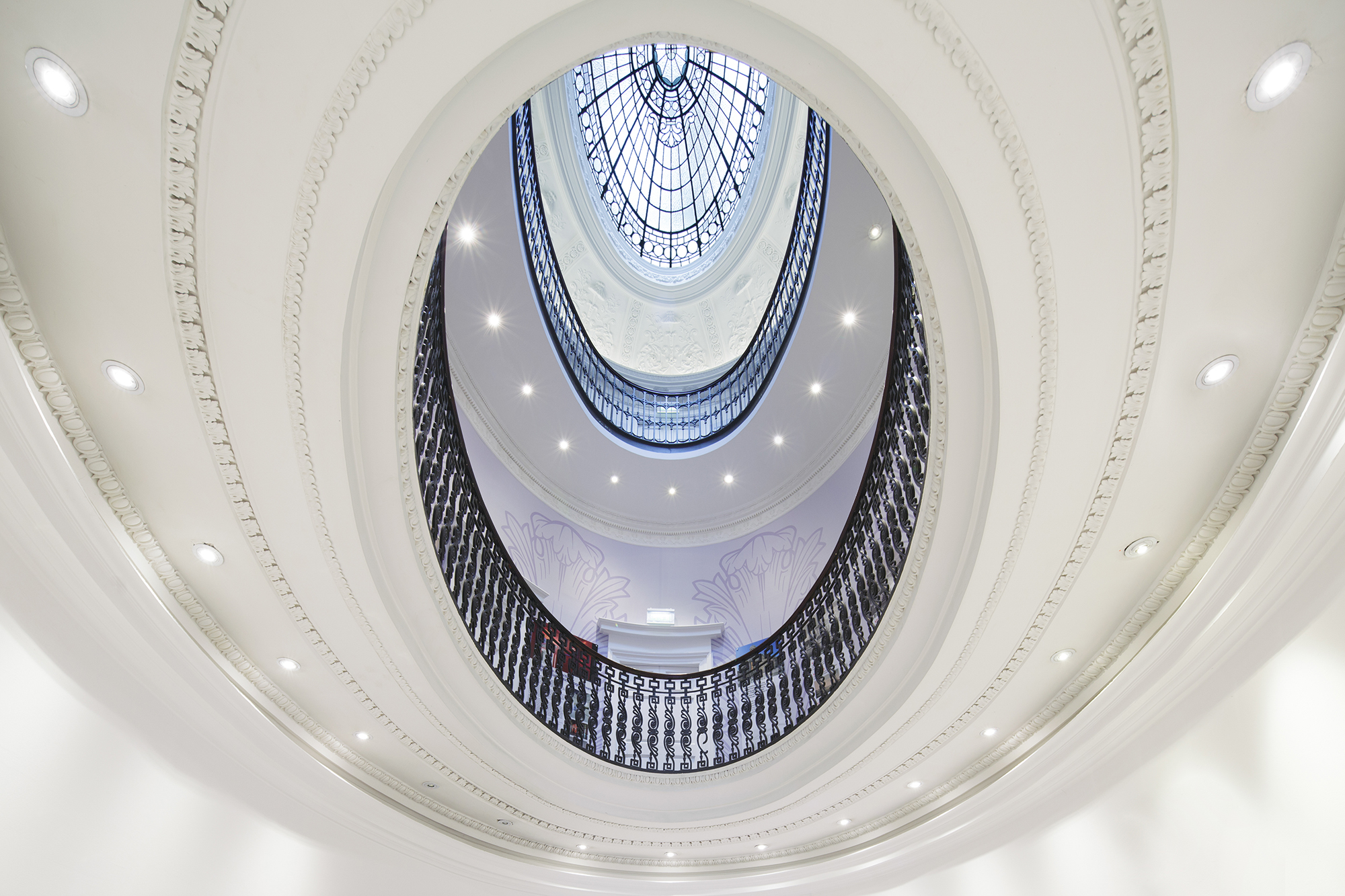 Gallery of Modern Art (GoMA) interiors, Glasgow | by McAteer Photograph