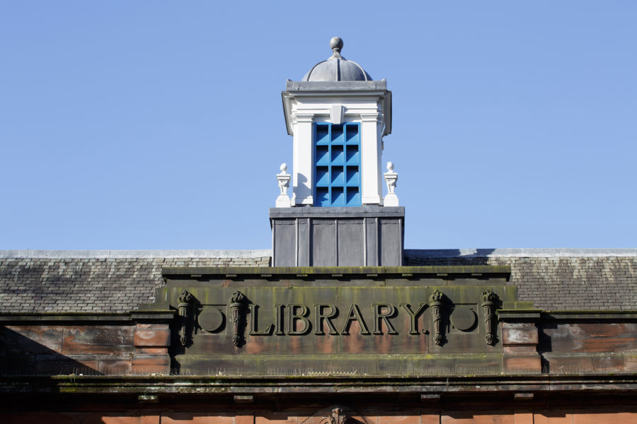 Langside Library | by McAteer Photograph