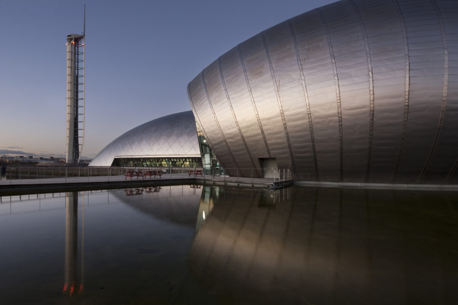 Glasgow Science Centre, Pacific Quay | by McAteer Photograph