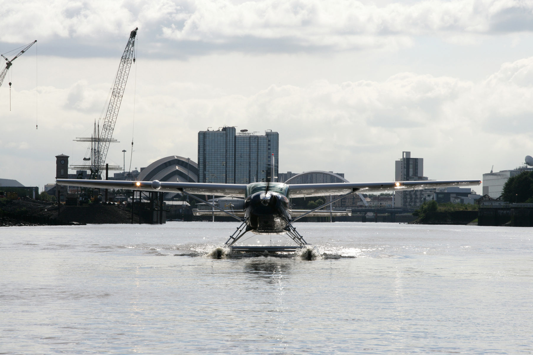 Seaplane, Clyde | by McAteer Photograph