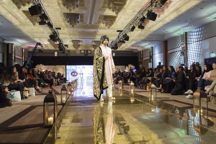 Gents fashion on the catwalk, Pakistan Fashion Week | By McAteer Photo