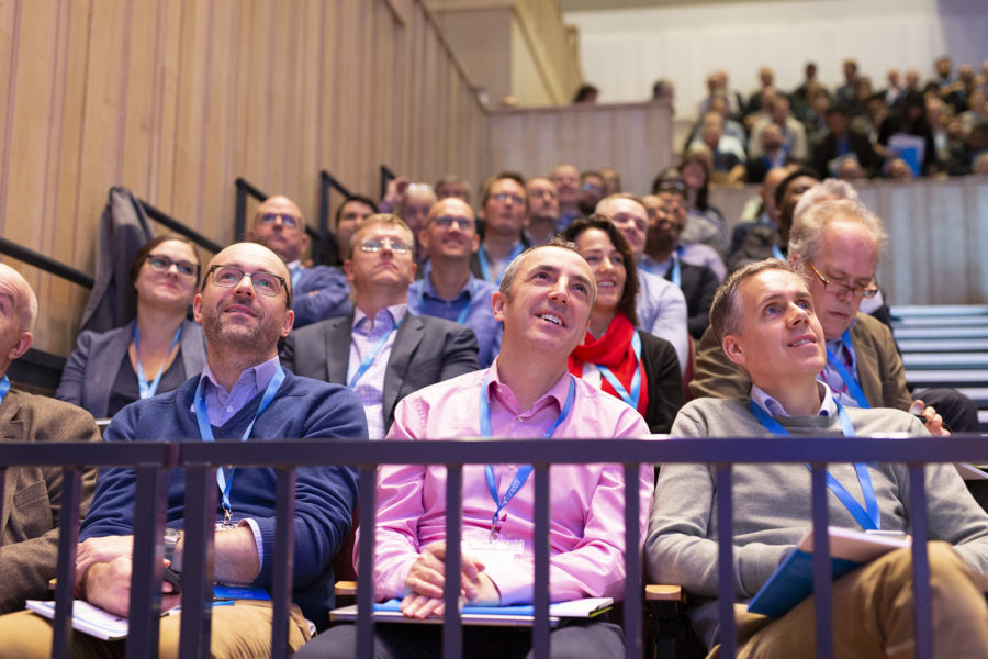 Audience | The Censis Technology Summit 2018 | McAteer Photo