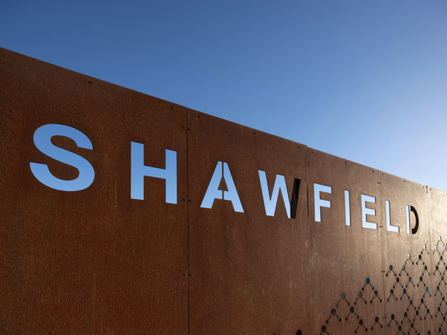 Shawfield signage | By McAteer Photo