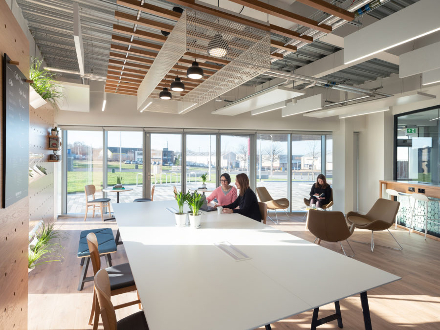 Flexible working space | by McAteer photo