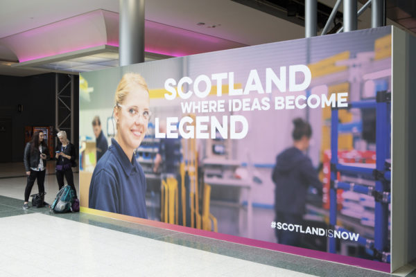 Building Scotland's Future Together | Scottish Enterprise | McAteer Photo