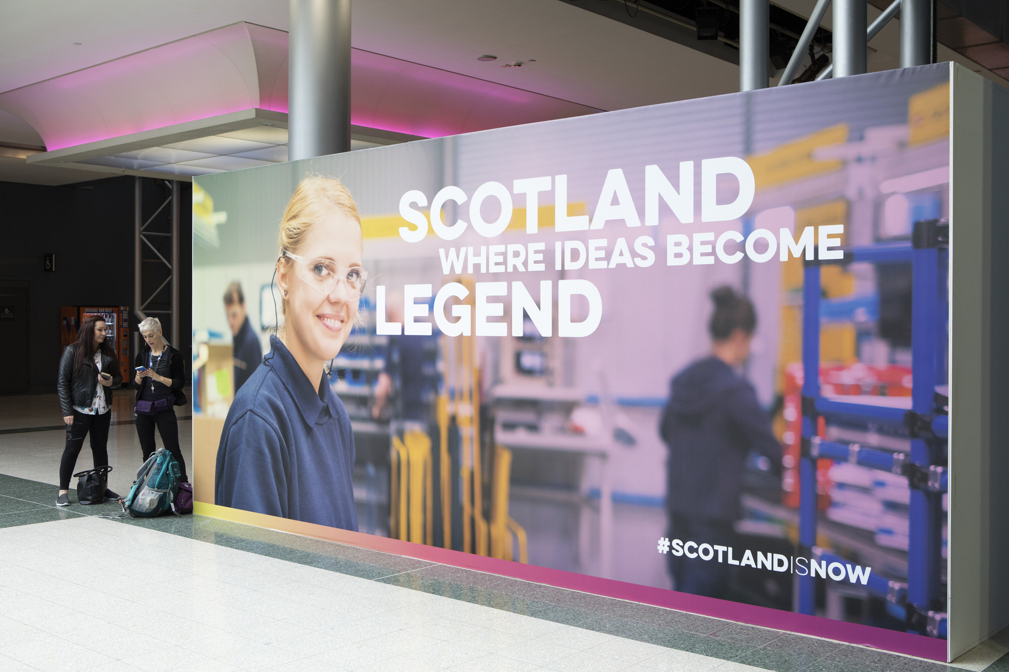 Building Scotland's Future Together | Scottish Enterprise